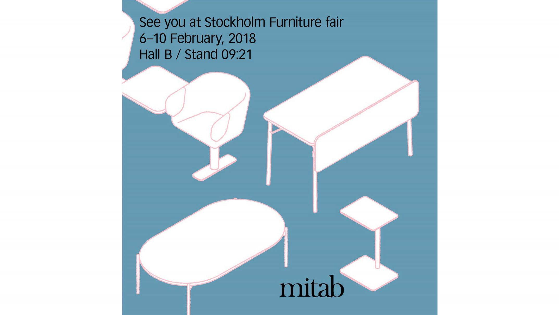 Stockholm Furniture Fair 2018 06 10 Februari 2018 In Stockholm Mitab